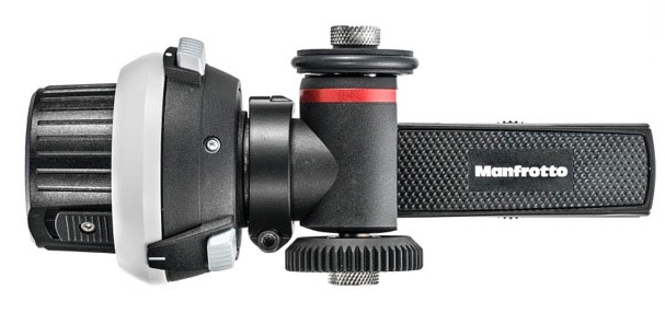The new follow focus from Manfrotto.