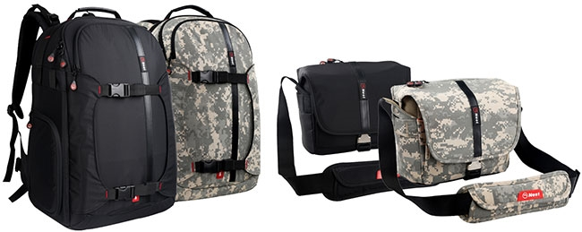 The Nest Hiker range of bags from around £50.