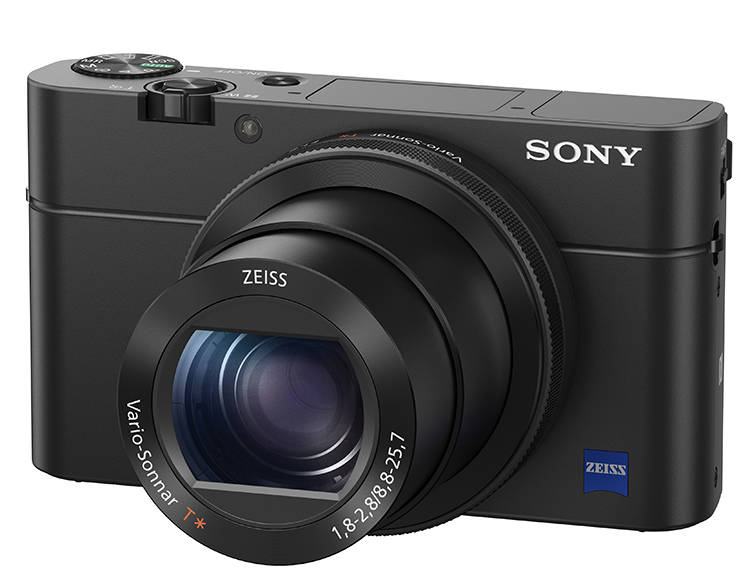 The Sony RX100 IV - meaning the fourth version of this model.