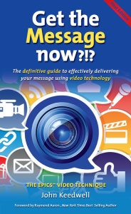 Much of the information here is available in John Keedwell's book, 'Get the message now?!?' available on his sites below.