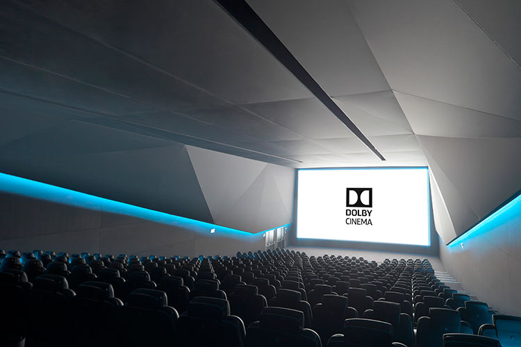 Dolby's 'Super Cinemas' want to re-invent the movie going experience.