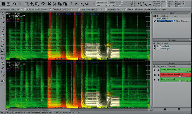 Sony Creative Software Spectra Layers Pro3.