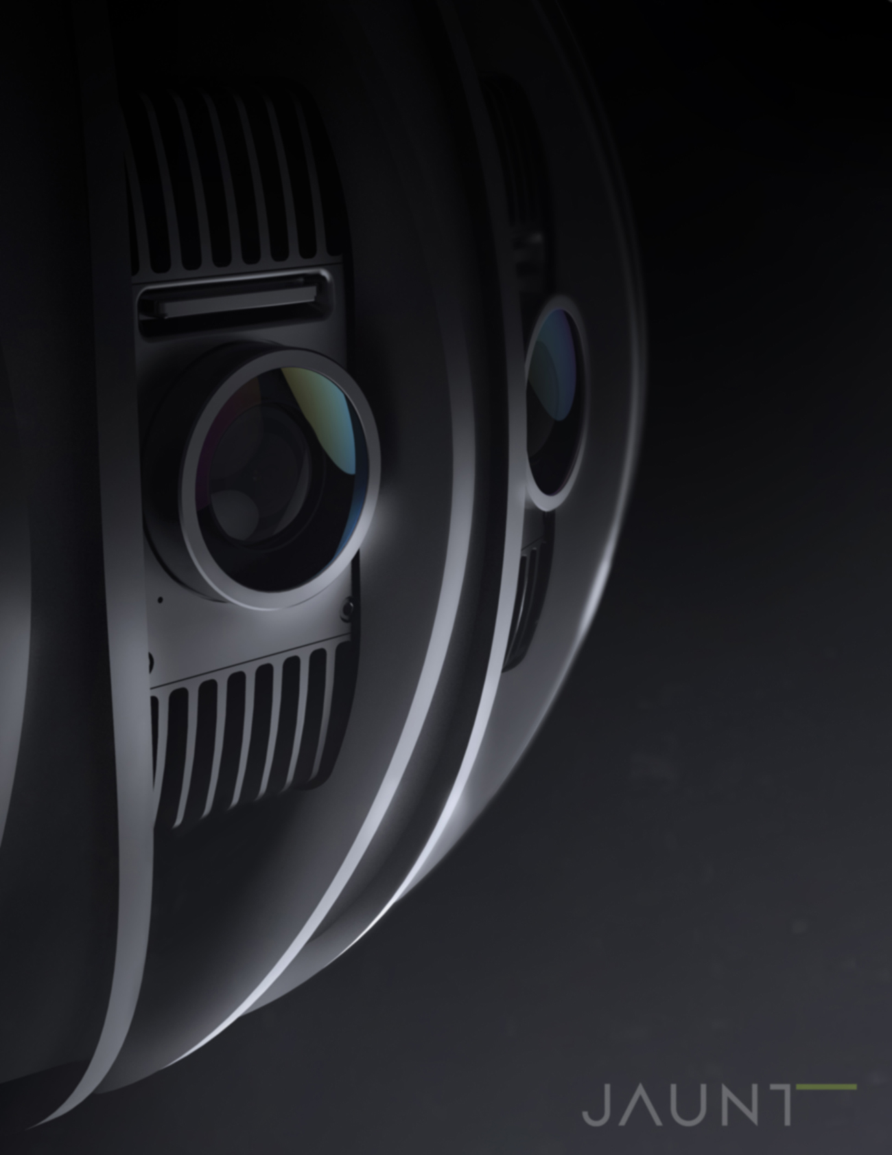 Neo is Jaunt's fifth generation camera system.