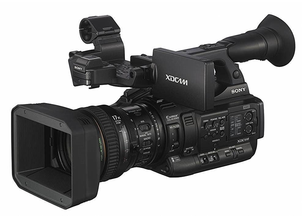 The Sony PXW-X200 camcorder can now stream directly from the camera and can take advantage of their new cloud-based production tools.