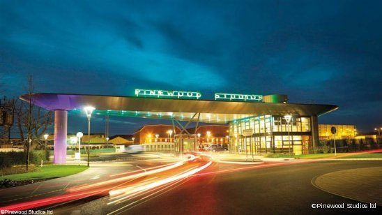 Pinewood Studios will be included in the cash rebate scheme.