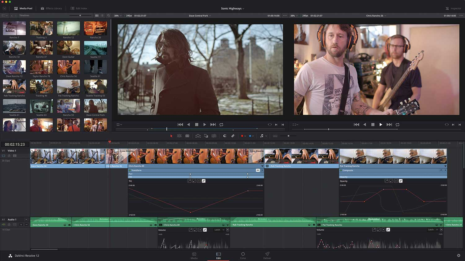 Understanding the new features in DaVinci Resolve 16 | Jonny Elwyn - Film Editor