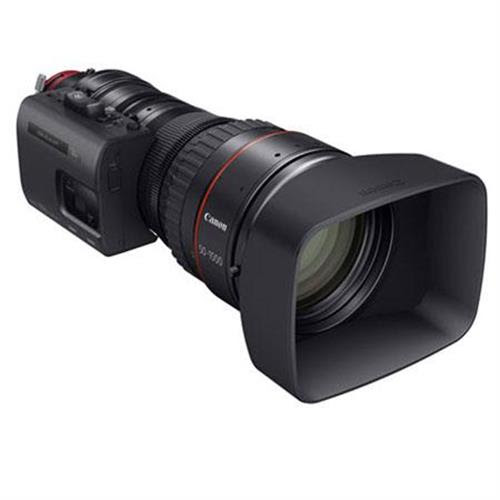 Featuring the world's longest focal length for a zoom lens, the Canon CINE-SERVO is one of the best solutions on the market for sports, nature documentaries and other long-zoom field productions.