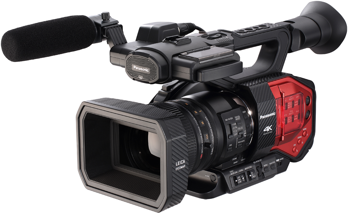 The new Panasonic DVX200 is priced at £3412 in the UK and its EURO price is 4699.