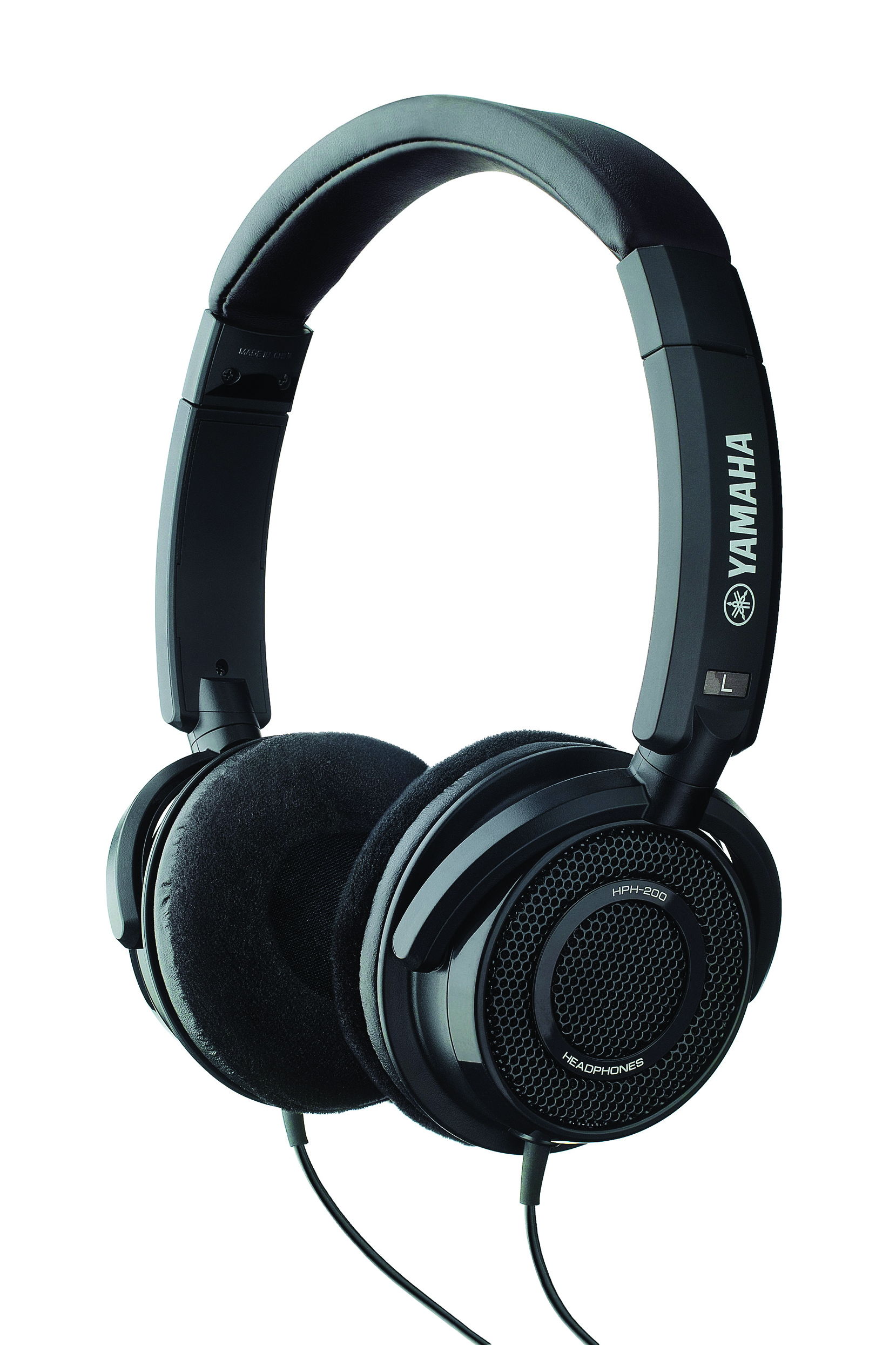 Yamaha HPH-200 Headphones.    Light and supremely comfortable, with a rich and detailed sound, these are the headphones we reach for when lumbered with having to wear cans all day. Under £100.