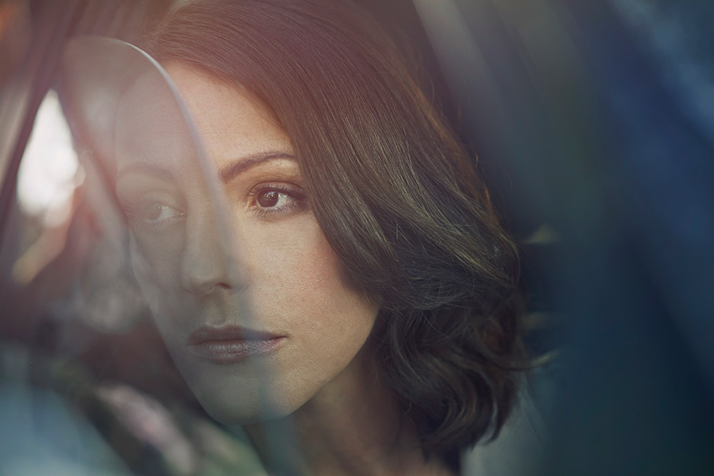 Actress Suranne Jones as Dr Foster.