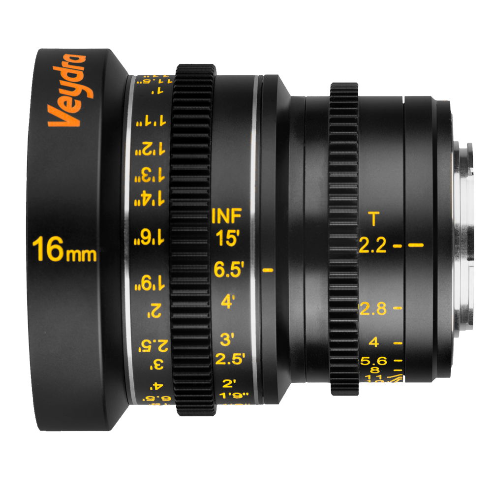 Veydra 16mm - the pick of the bunch.