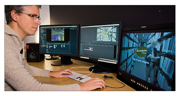 Sid Lee recently implemented the new EditShare XStream EFS platform in its main office and XStream ST storage servers in each of its regional offices.