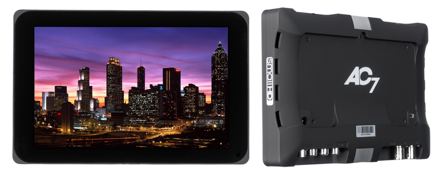 New pricing for Small HD's 7inch OLED monitor.