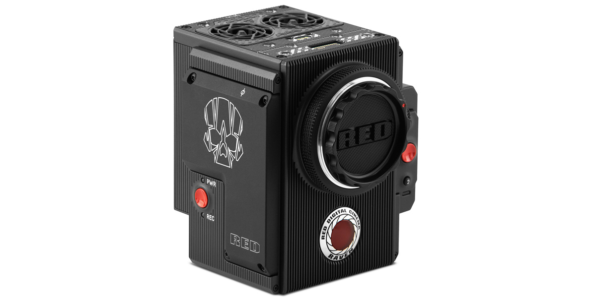 RED's RAVEN camera gets the AVID codec