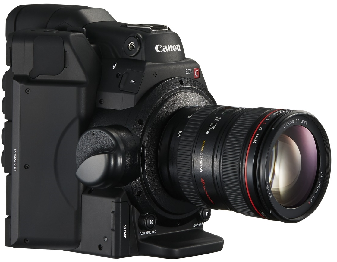 Canon EOS C300 Mark II meets EBU HD and UHD classification — –HOME