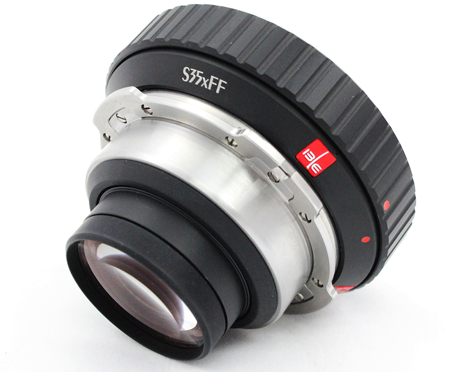 S35xFF Expander from IB/E, designed to give full frame coverage using your current 35mm lenses.