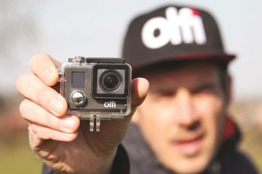 OLFI MD Carl Long would rather let OLFI take the limelight.