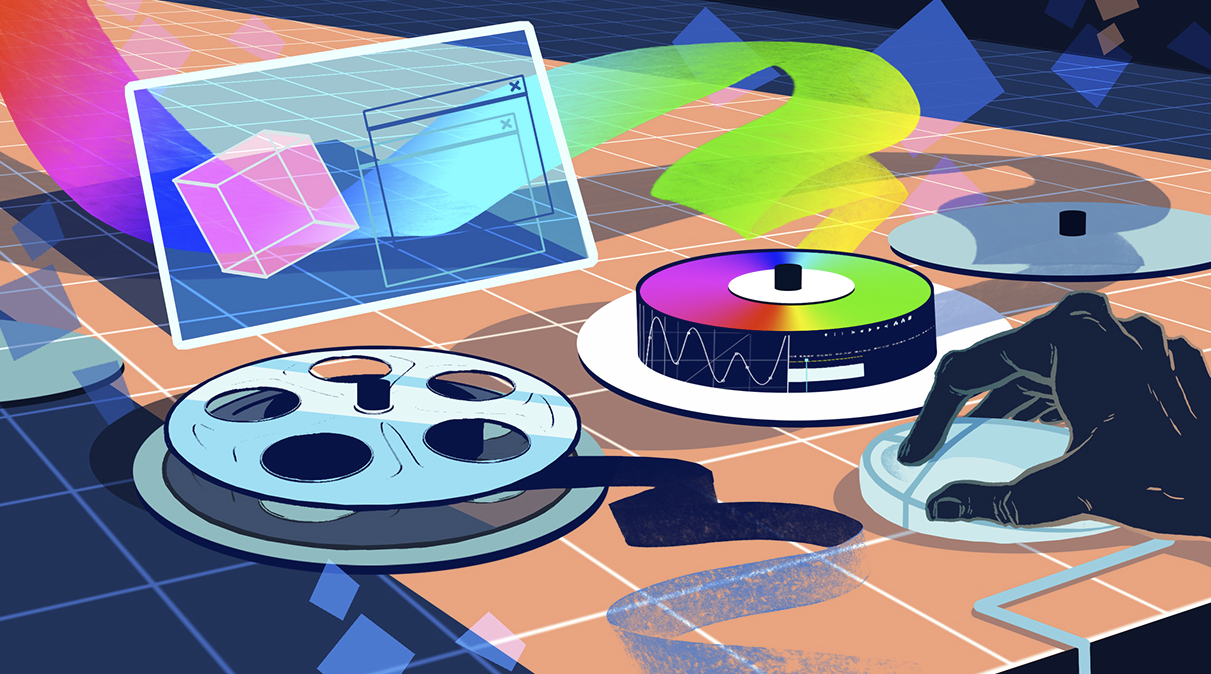 Adobe Premiere Pro CC has new features in time for NAB 16 (Illustration by Matty Newton).