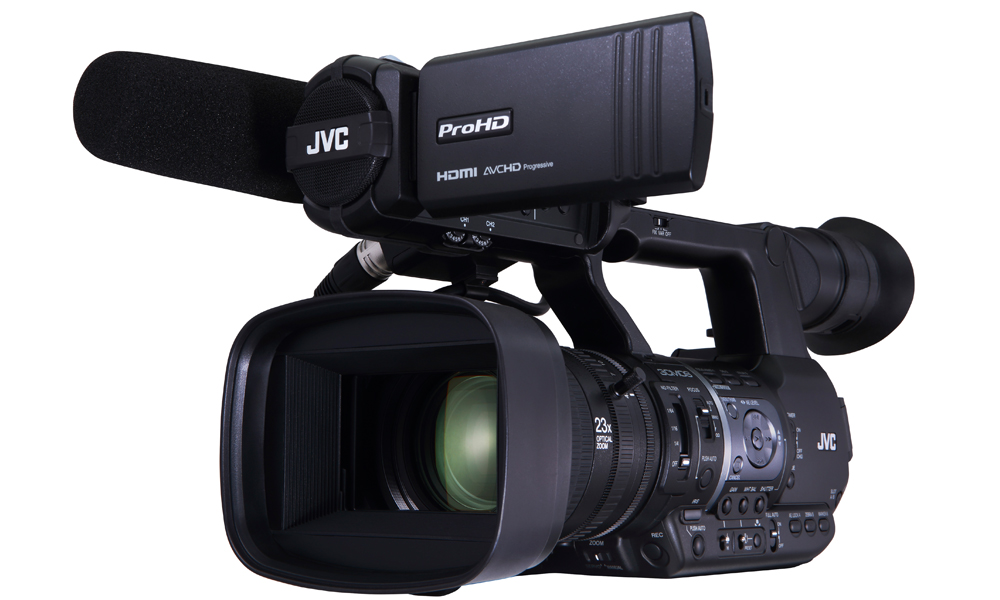A new upgraded member of JVC's 600 series is the GY-HM660 which replace the current HM650.
