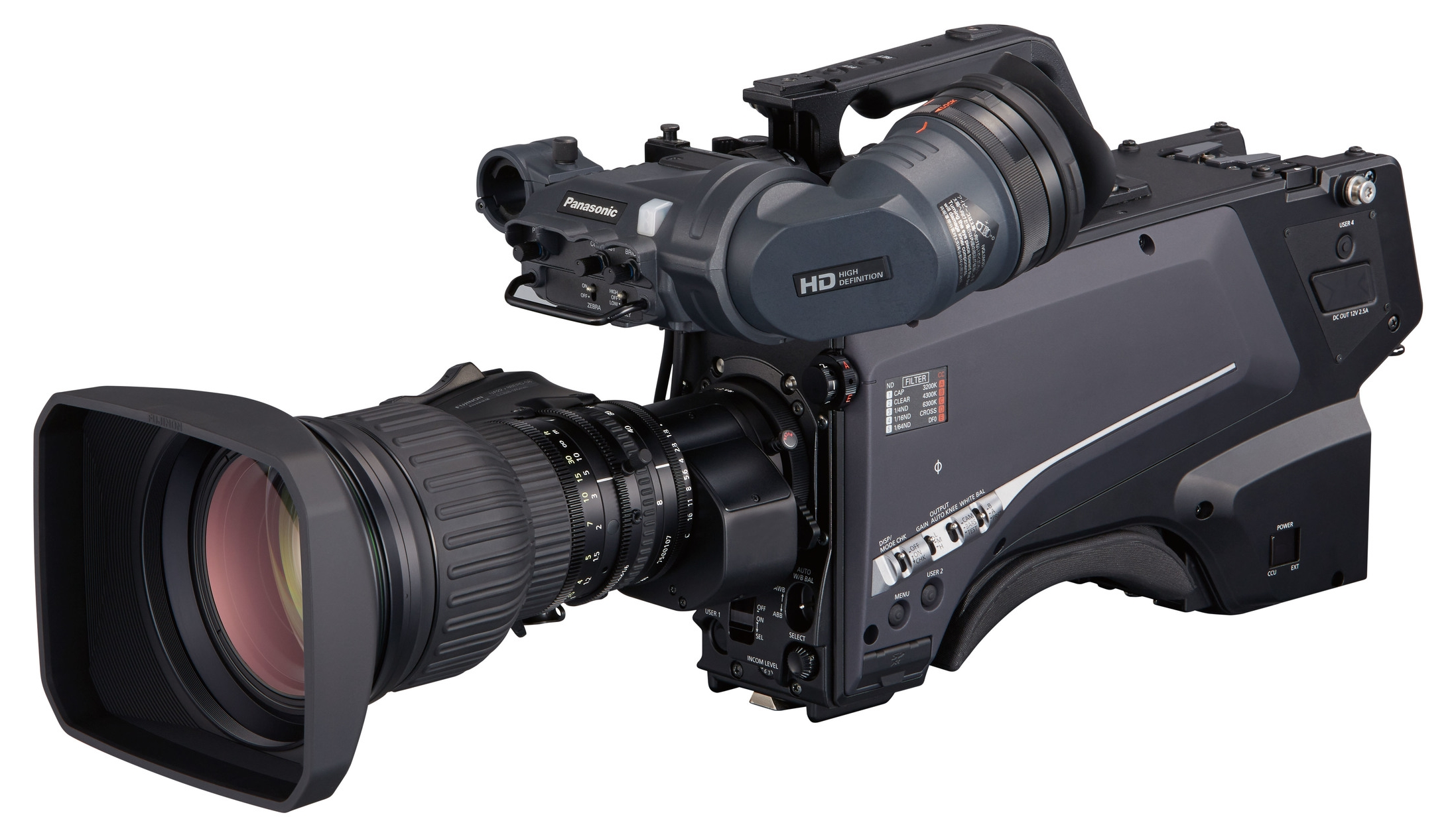 The AK-HC5000 is set to become Panasonic's flagship studio model.