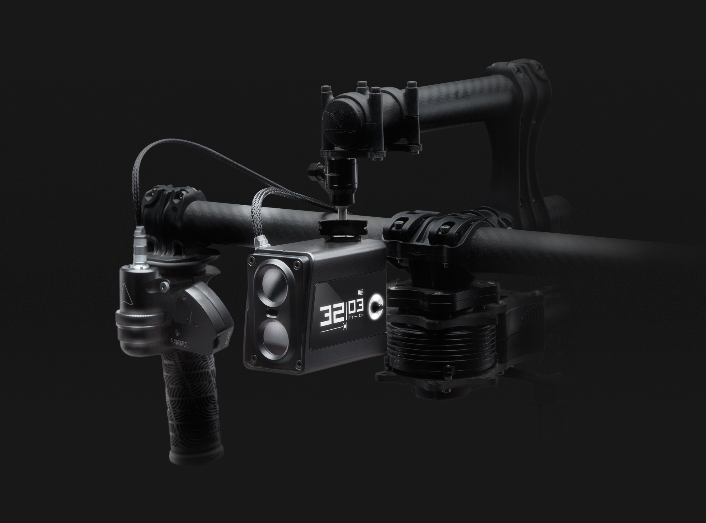 Is this the first ever drone-ready lens control motors?