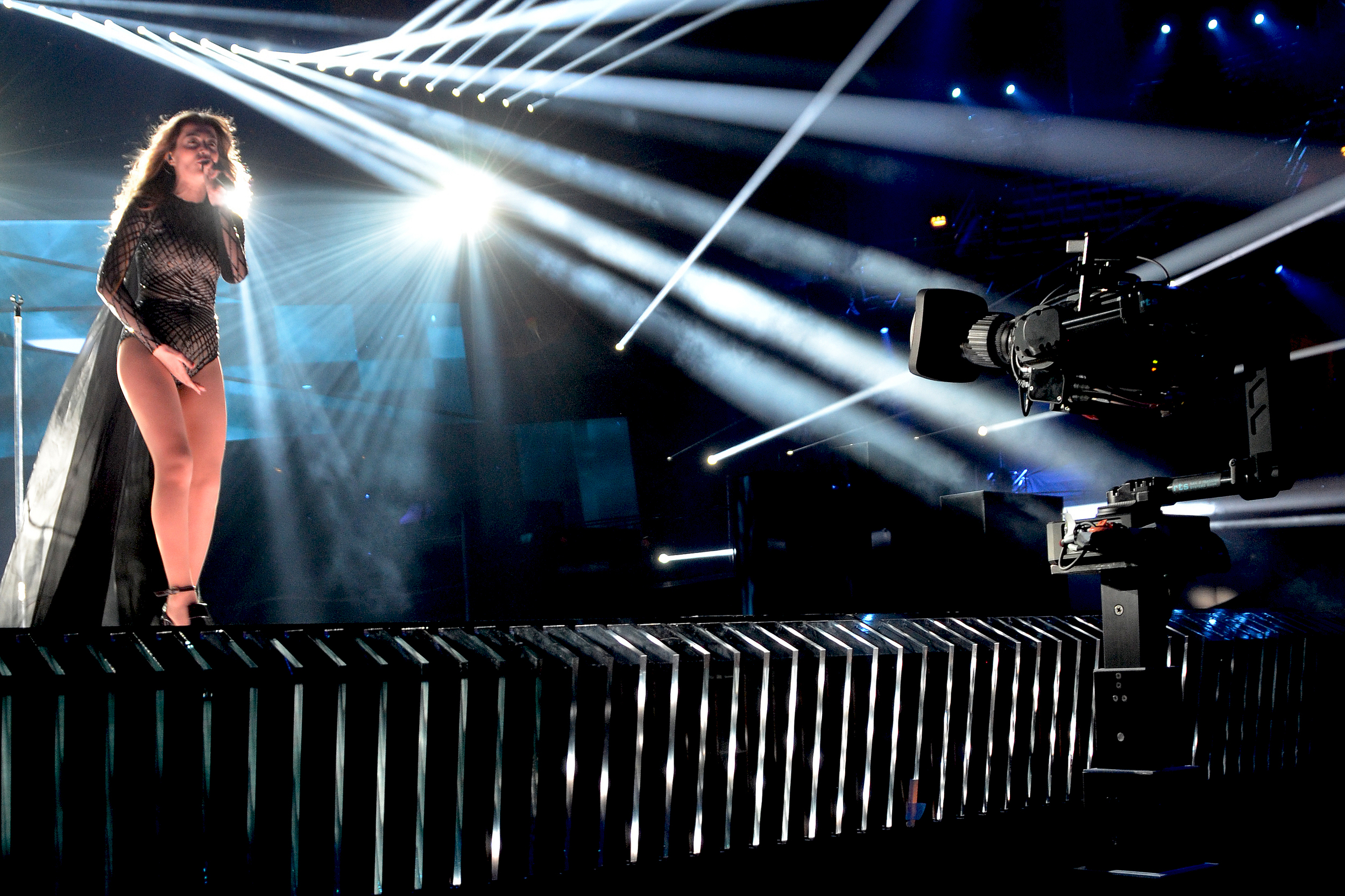 Swedish company Intuitive Aerial's Newton head and Dominion controller have now found a place in traditional land locked live broadcasting.