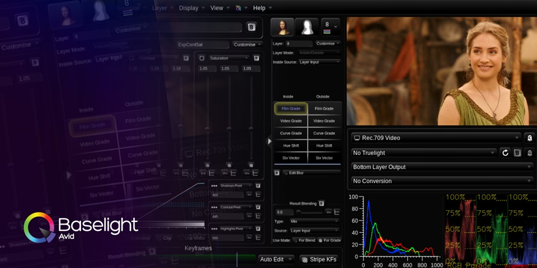 There's a 20% saving on Media Composer with Baselight worth about $495.