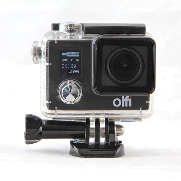 The £149.99 OLFI cam, 4K if you want it but offers many more choices.
