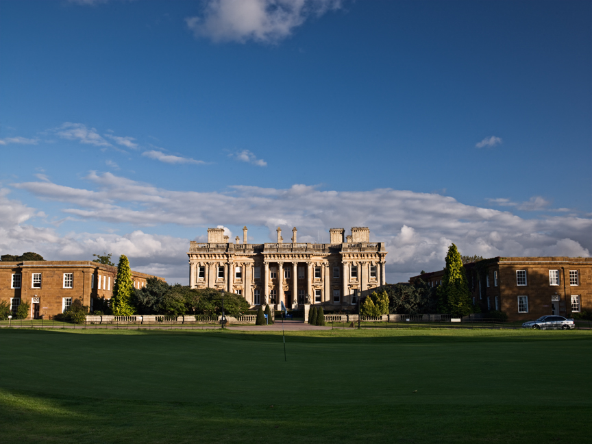 Heythrop Park Resort, venue for HPA's UK Tech Retreat,July 13-14 this year.