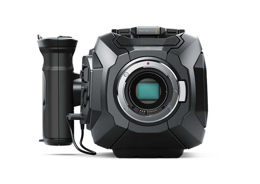 Blackmagic advertises the URSA Mini as the lightest S35 in the world.