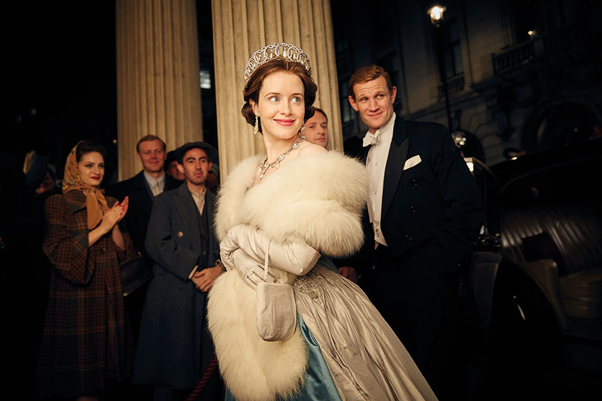 The success of shows from streaming giants, such as Netflix's  The Crown , has encouraged Barclays Bank to introduce a £100m fund.