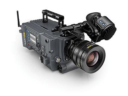 The highly successful new ALEXA 65 'medium format' camera.