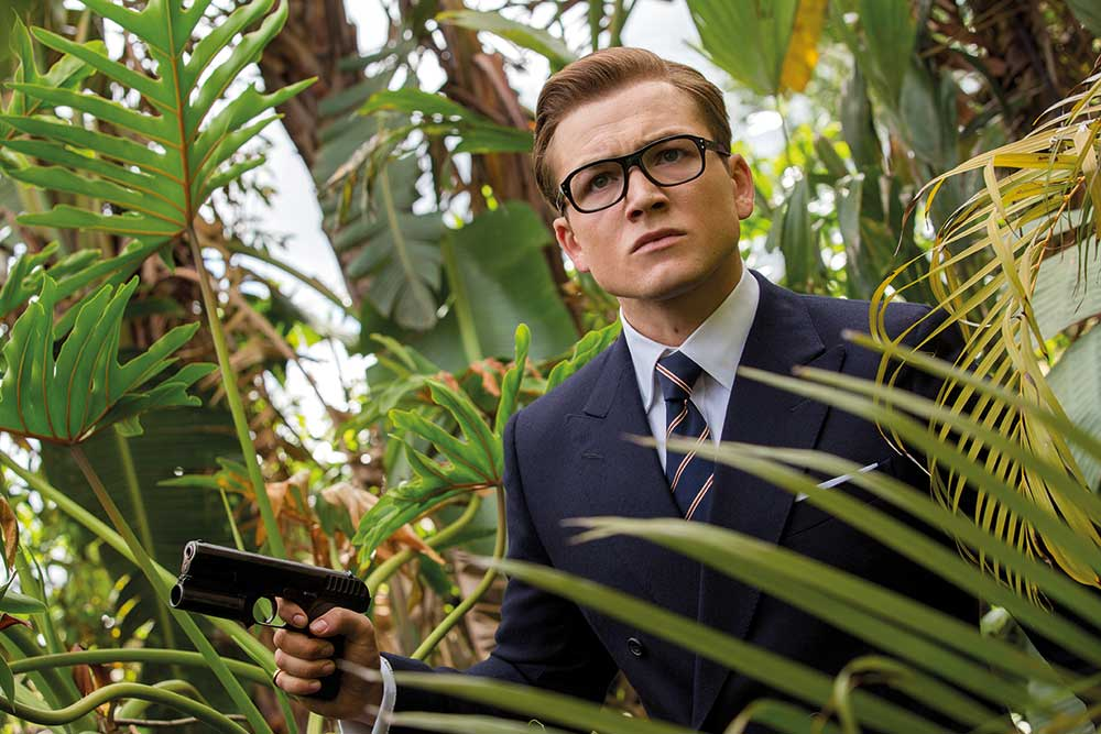 The main camera used in Kingsman: The Golden Circle was an ARRI ALEXA Studio with internal CODEX recorder capturing in ARRIRAW format to CODEX media.