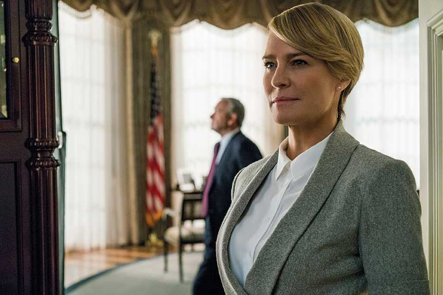 House of Cards  is a complete 4K show, even the use of smaller cameras must be that resolution