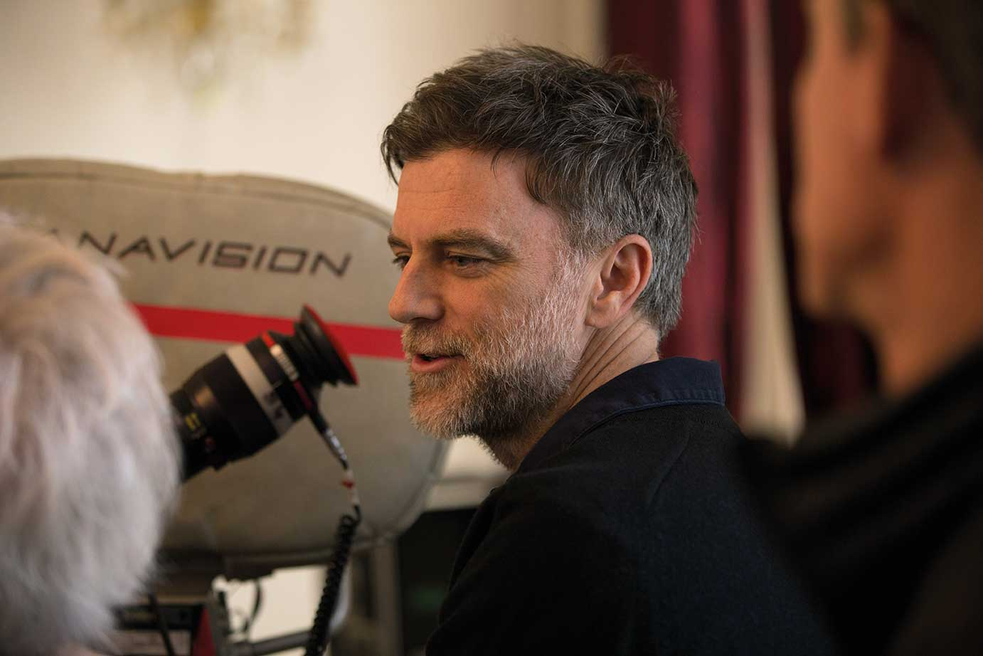 Director Paul Thomas Anderson.