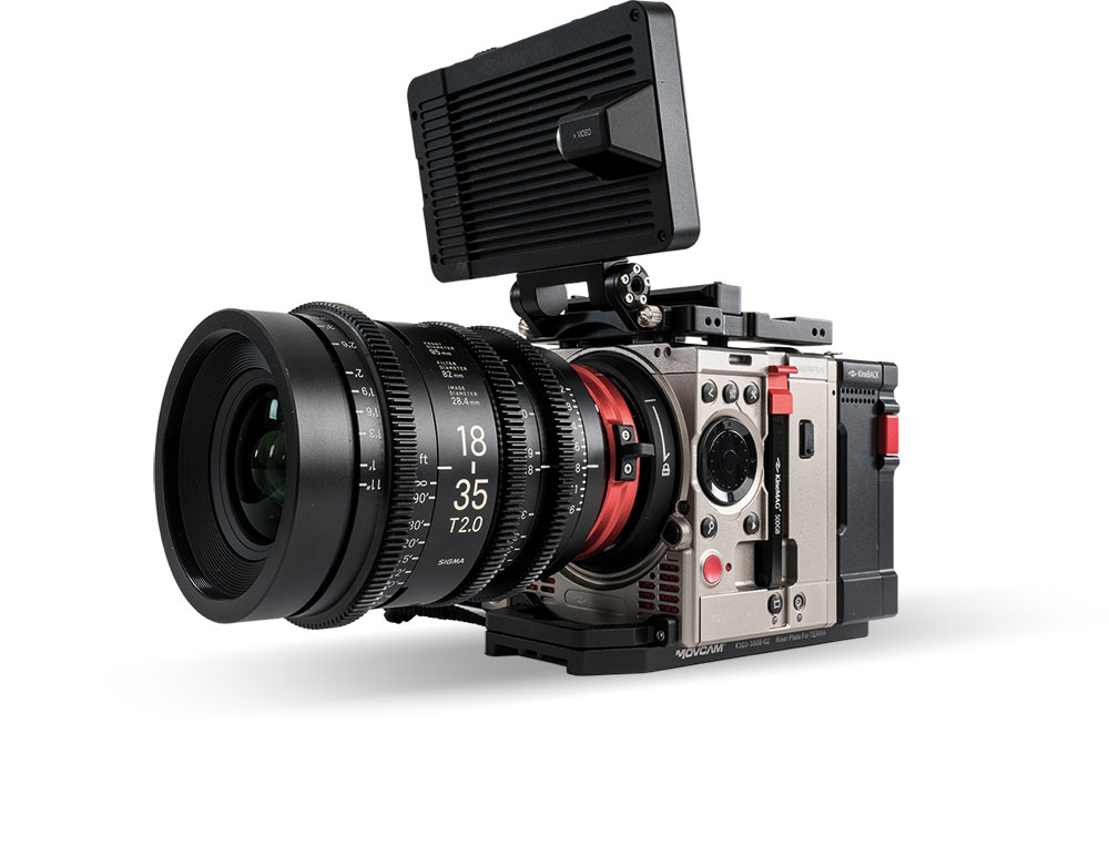 With US and UK distribution secured, the Chinese Kinefinity TERRA 4K means business.