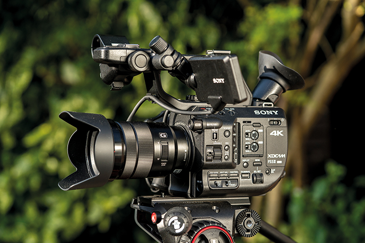 ABOVE On the outside, little has changed from the original FS5 – but as the saying goes: it's what's inside that counts...