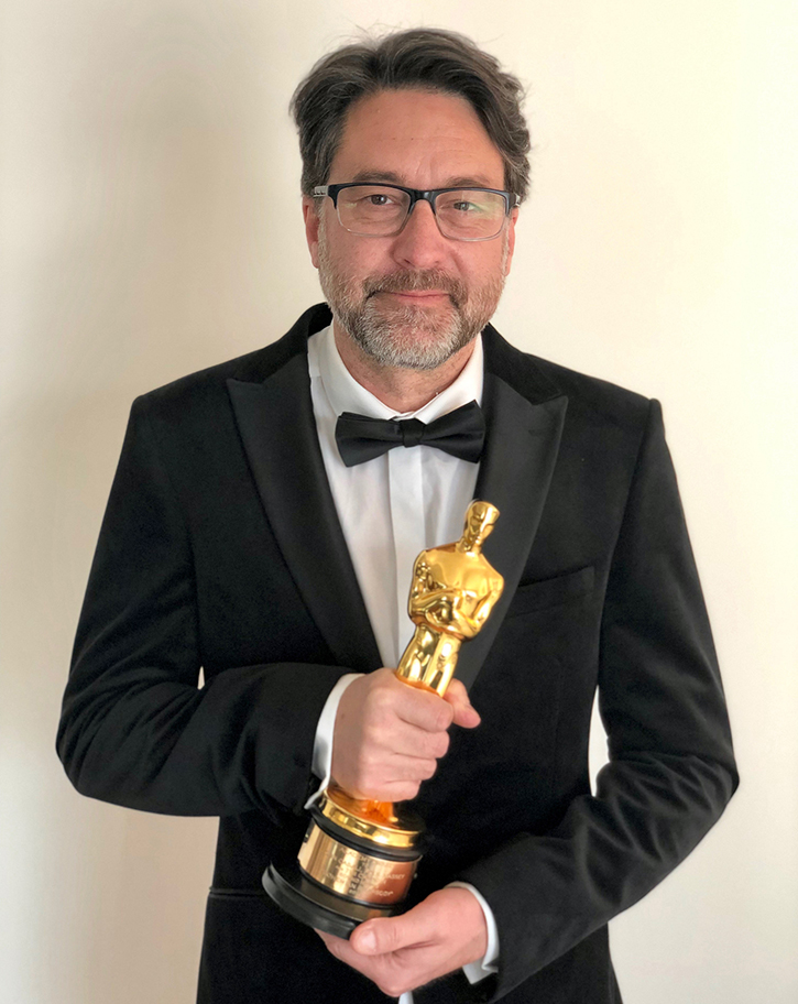 UK Production Sound Mixer John Casali adds to his awards with an Oscar for Sound Mixing for the movie Bohemian Rhapsody.jpg