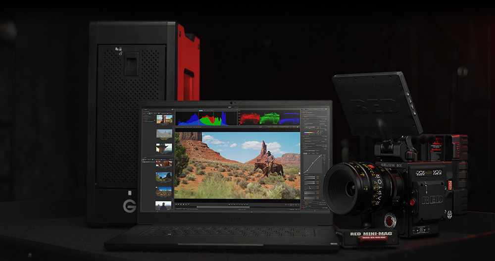 Want to edit some RED camera 8K R3D footage? RED has now enabled this