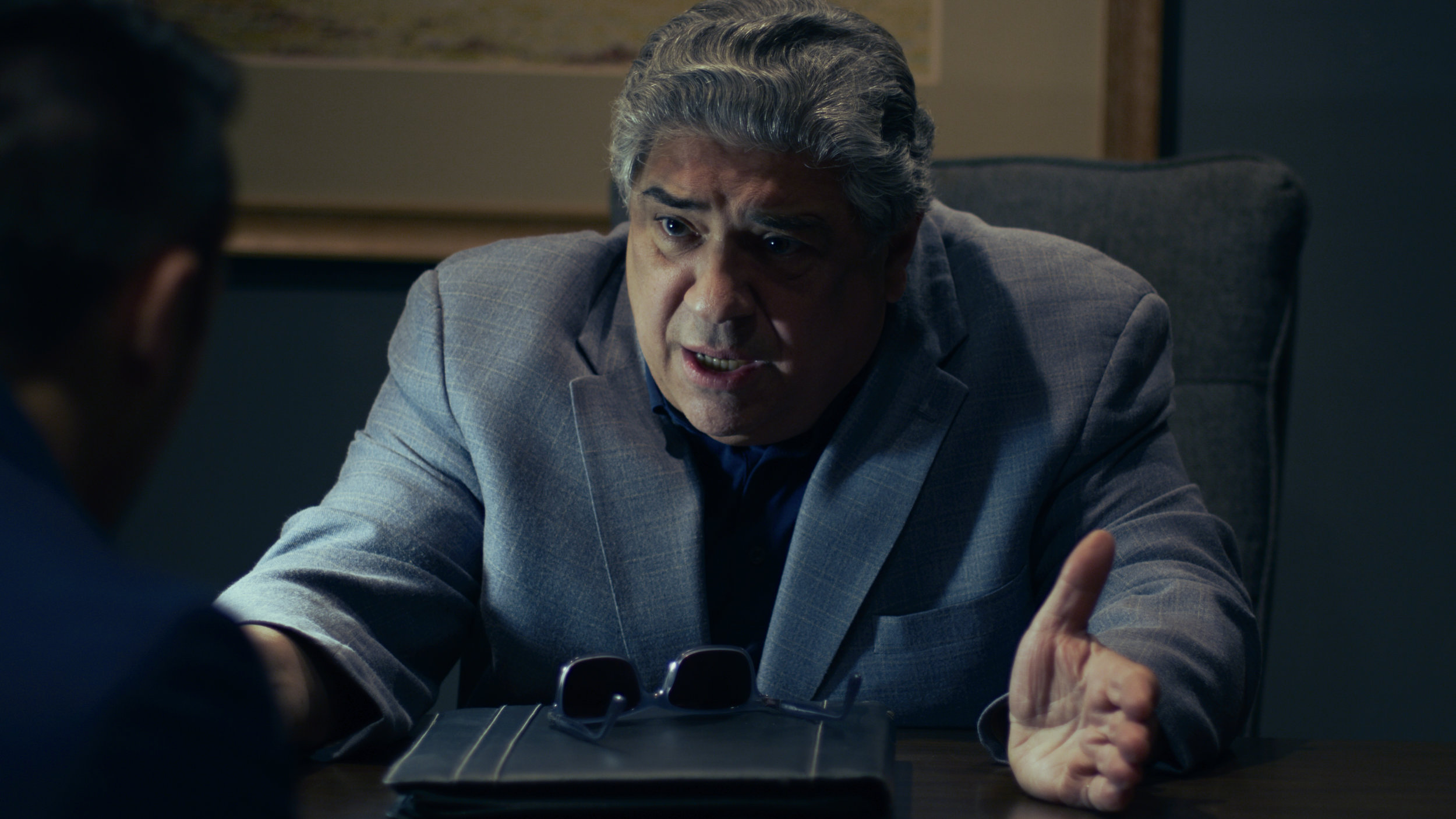 Actor: Vincent Pastore as Vinny Bombayo