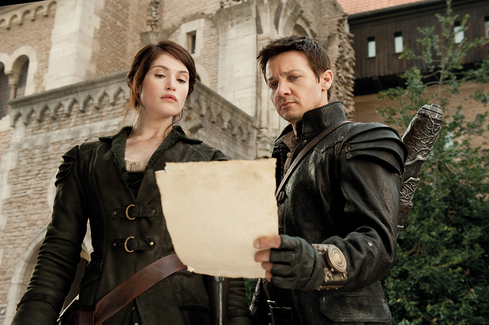 Jannicke Mikkelsen was the stereographer for  Hansel and Gretel: Witch Hunters