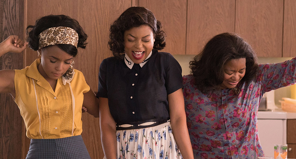Walker found photographing  Hidden Figures  a 'fantastic experience'