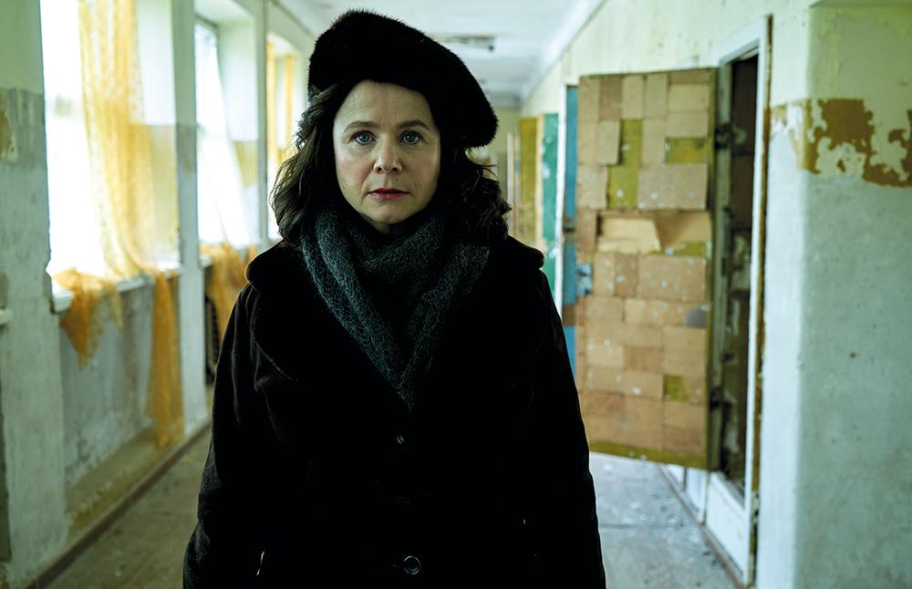 Emily Watson as Ulana Khomyuk in Sky's Chernobyl