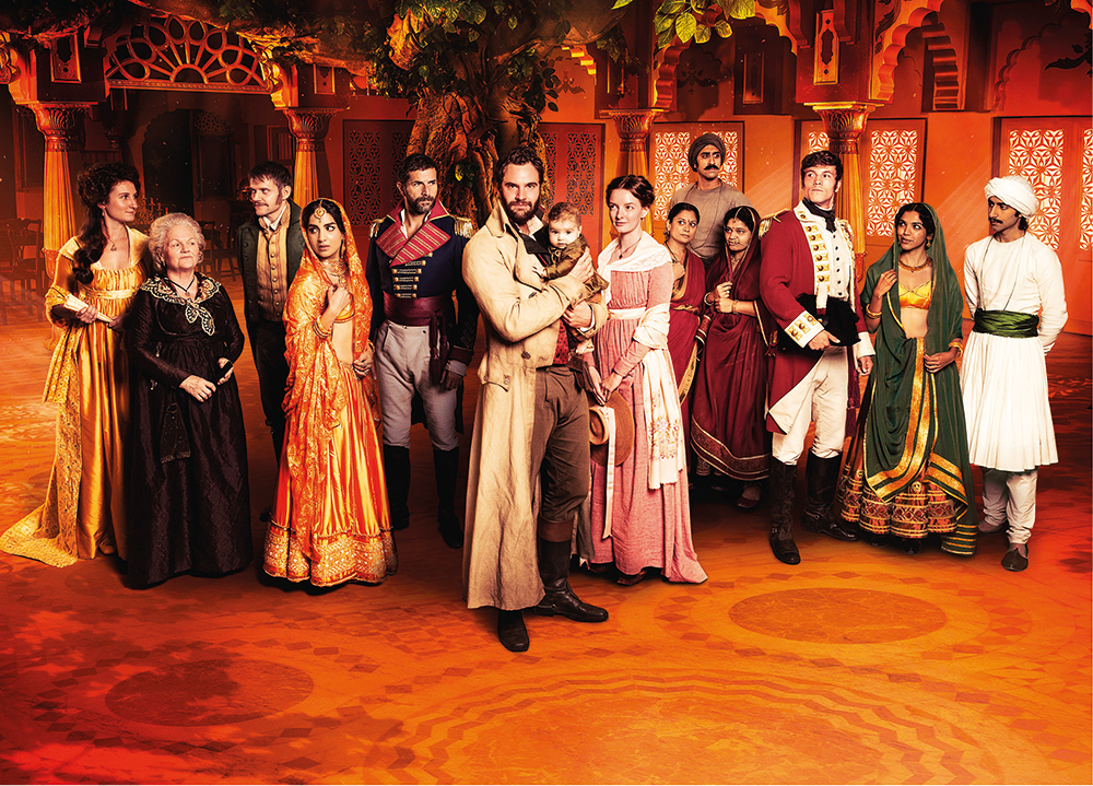 Vine FX recently worked on Beecham House for ITV and creates many mythical creatures for TV and film productions