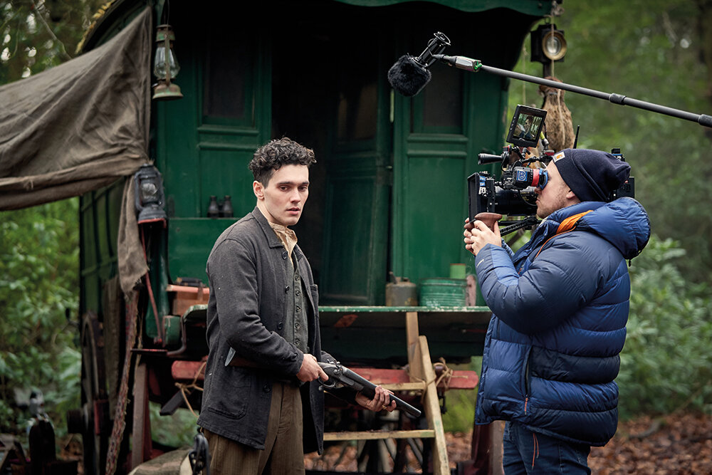 Production on Peaky Blinders Series 5