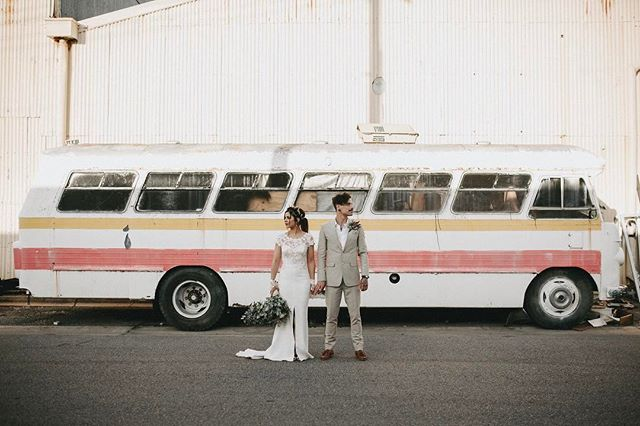 nuno + peta // gone and did a find of a bus.