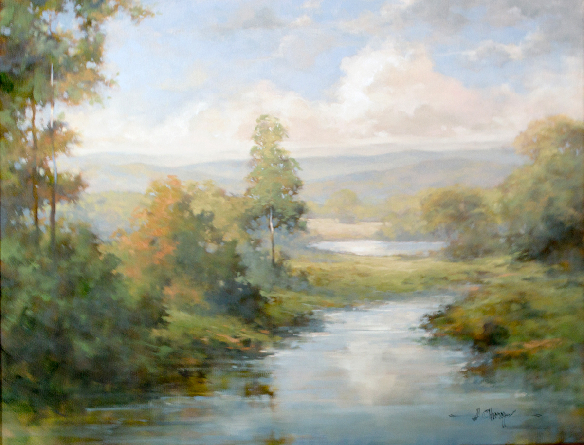 Riverbend Autumn