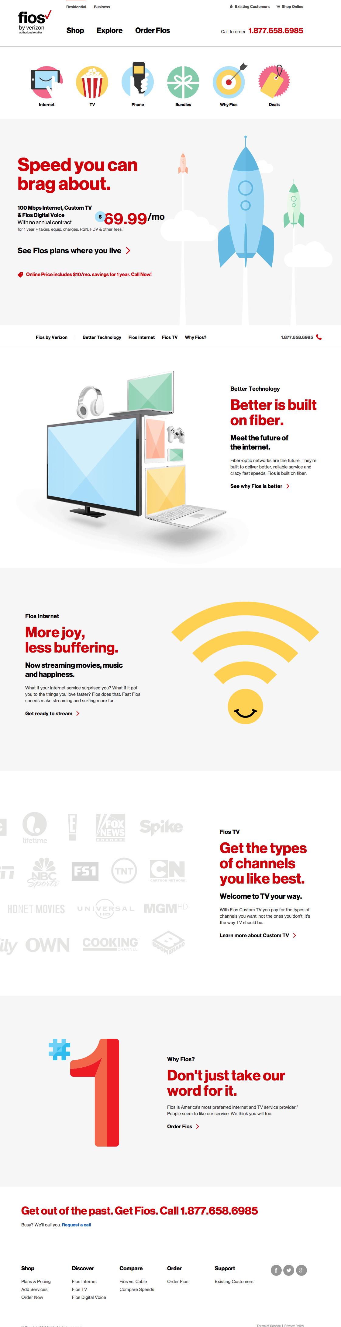 Verizon Rebrand sample