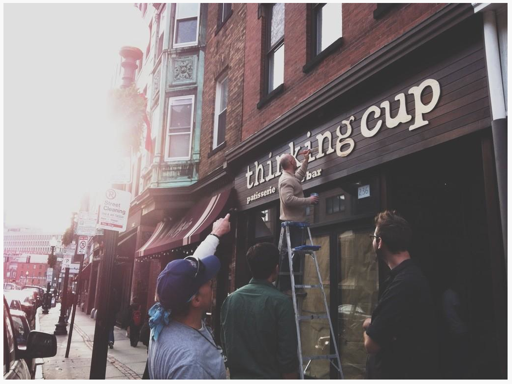 Thinking Cup #2!