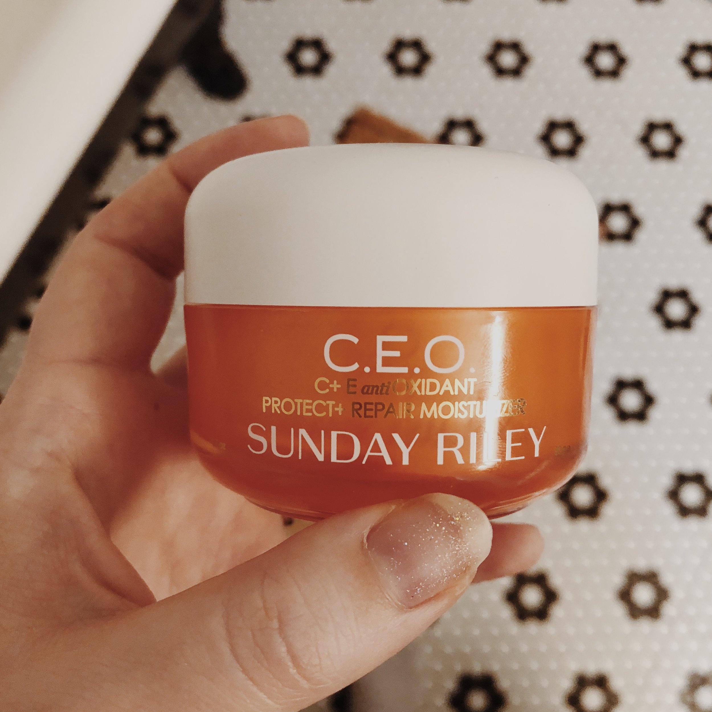 C.E.O. Moisturizer | Sunday Riley